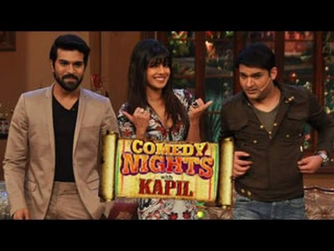 Comedy Nights with Kapil 31st August 2013 FULL EPISODE - CELEBRITY SPECIAL