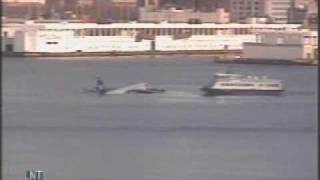 Video of US Airways descent into Hudson River released