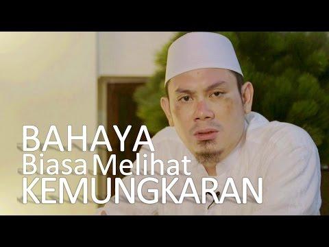 Ceramah Pendek: Bahaya Biasa Melihat Kemungkaran - Ustadz Ahmad Zainuddin, Lc