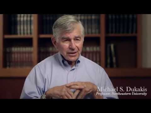 Dukakis Center for Urban and Regional Policy Commemoration Video