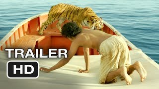 Life of Pi (2012) - Official Trailer