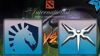 [PT-BR] Liquid vs Mineski - Dota 2 The International 8
