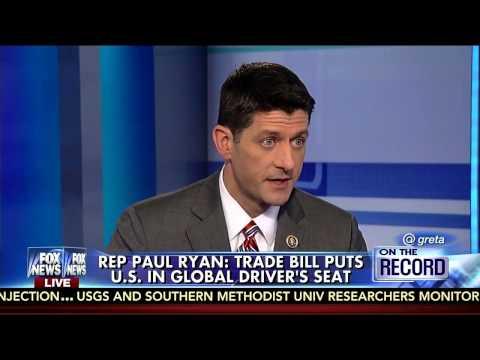 Rep. Paul Ryan on Fox 4/21