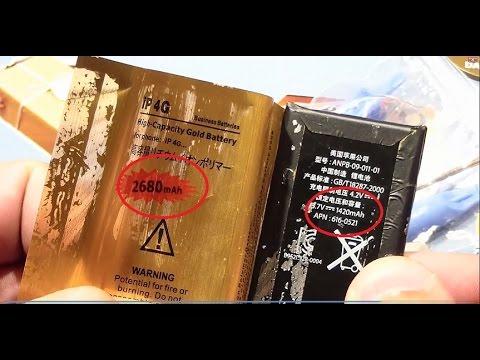 Как нас обманывают китайские продавцы.Посылка  Поддельна батарея для айфон 4 с Алиэкспресс