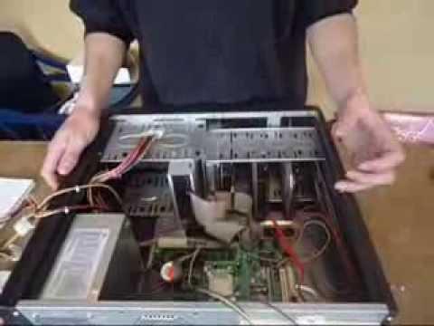 Desarmar y Ensamblar un CPU