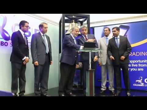 National Development Bank PLC opened trading at CSE
