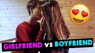GIRLFRIEND vs BOYFRIEND TAG