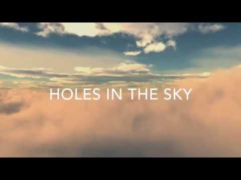 Holes in the Sky - M83 ft. HAIM (Lyrics)