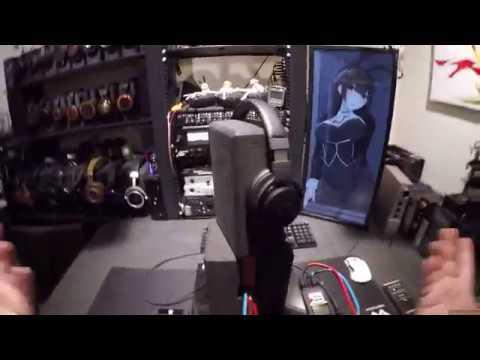 Cooler Master MH751 [SOUND DEMO] _(Z Reviews)_