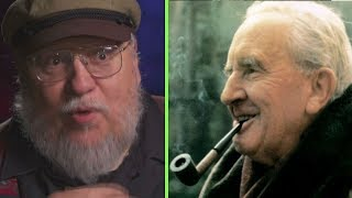 George RR Martin on Tolkien's Biggest Mistake