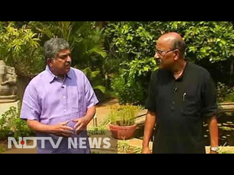 Walk The Talk with former UIDAI chairman Nandan Nilekani