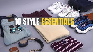 10 Back To School Style Essentials Every Student NEEDS