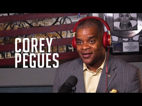 Corey Pegues Talks New Book + Mayor De Blasio & NYPD Beef