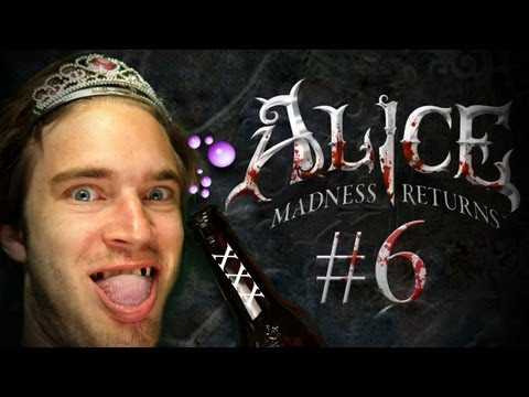 DRUNK ALICE - Alice: Madness Returns - Part 6