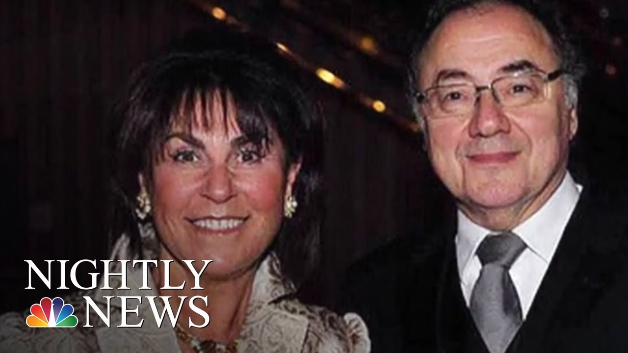 Canadian billionaire couple found dead in their home | NBC Nightly News