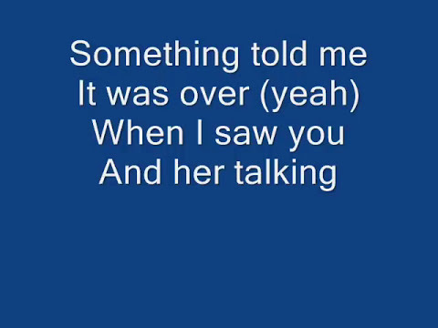 Beyonce - I'd Rather Go Blind Lyrics video