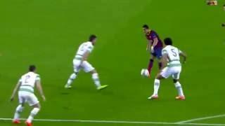 FC  Barcelona vs Celtic 6 1 Highlights UCL 2013 - 2014 HD 1080i
