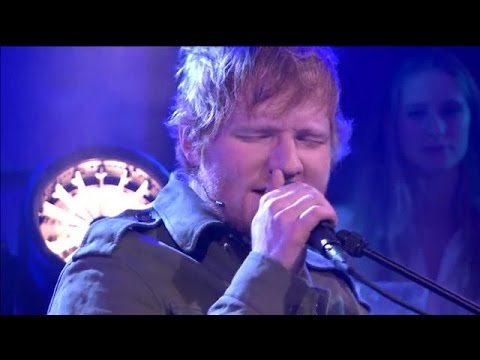 Ed Sheeran - Shape Of You - RTL LATE NIGHT