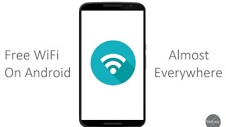 Free Internet (WiFi) Almost Anywhere On Android/iOS-Tech4Joy