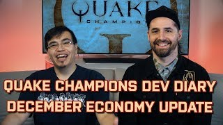 Quake Champions Developer Diary: Economy Update and Battle Pass!