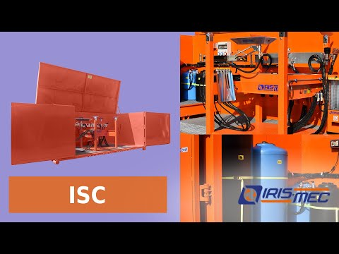 Isc isola di bonifica con container drainage system for Container isole