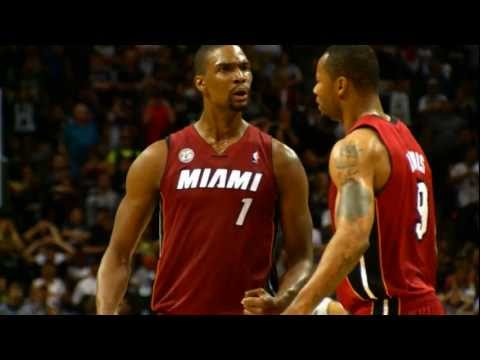 Phantom: Chris Bosh's Game-Winner in San Antonio