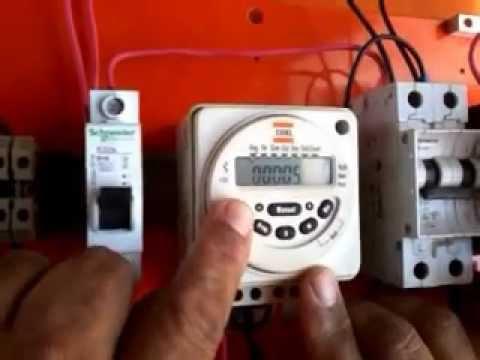 Controlador digital coel