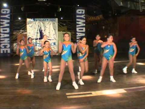 Coreo Aerobica Infantil - Gymdance Tour