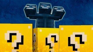 """WITHER BOSS - """"Desafío de la Suerte"""" - #12 Lucky Blocks"""