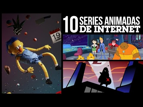 10 Series Animadas de Internet | LA ZONA CERO