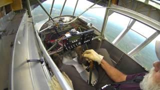 SS 1 First Flight Cockpit View