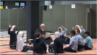 Al Salam Islamic Day School - Liputan Feature VOA