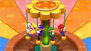 Mario Party 10 - All Skill Minigames