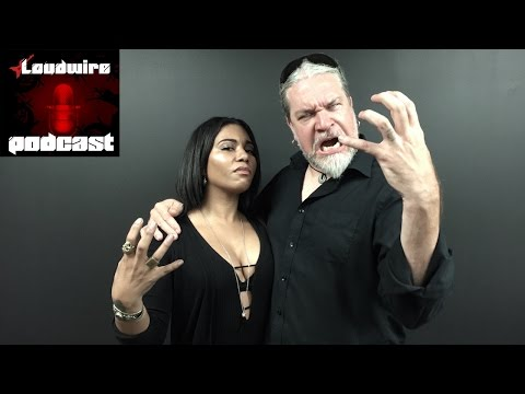 Meshuggah's Tomas Haake + OITNB's Jessica Pimentel - Entertainment's Most Metal Couple