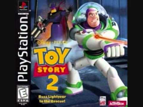 Toy Story 2 (PSX) Soundtrack - Tarmac Trouble