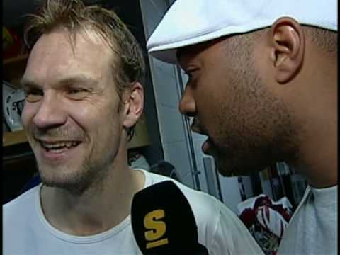 Nicklas Lidstrom and Cabbie Video