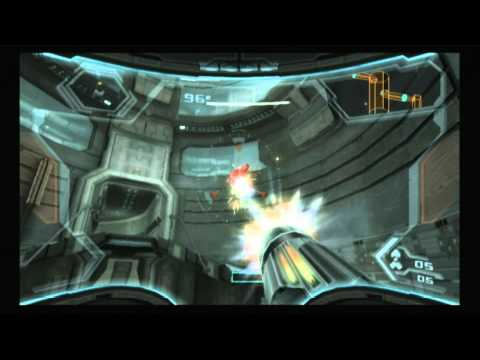 CGR Undertow - METROID PRIME 3: CORRUPTION for Nintendo Wii Video Game Review