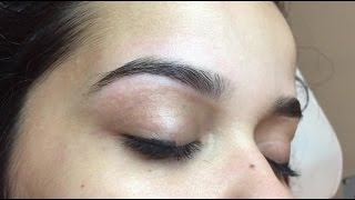 Eyebrow Threading 35. Please subscribe for more videos
