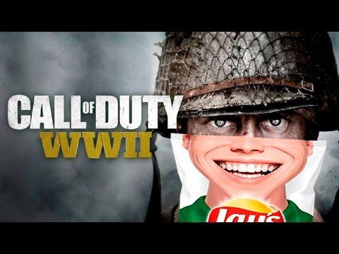 Подробности о новой Call of Duty: WWII