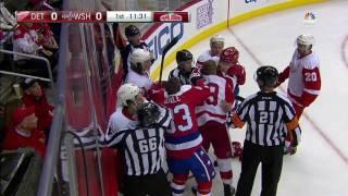 Dekeyser gets boarding penalty for hit on Wilson