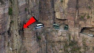 Las 5 Carreteras Mas Peligrosas Del Mundo