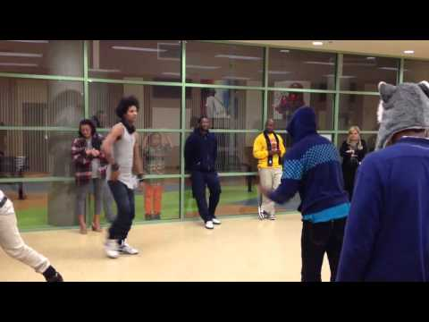 Les Twins Dancing/Goofing Off In Vegas