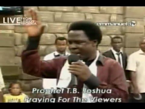 Scoan 16 11 14: Sunday Live Prayer Line With Tb Joshua. Emmanuel Tv video