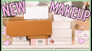 HUGE PR HAUL + UPDATE! | TONS OF NEW MAKEUP!