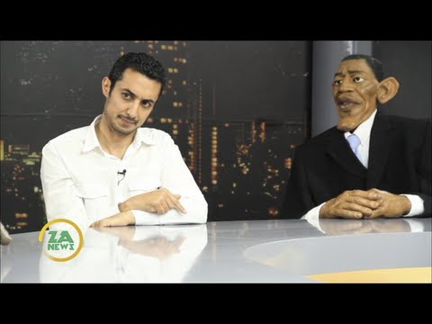 Zanews In The Flesh With Riaad Moosa video