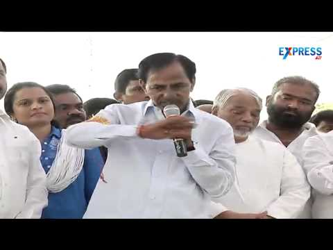No Seemandhra workers in Telangana office - K Chandrashekar Rao