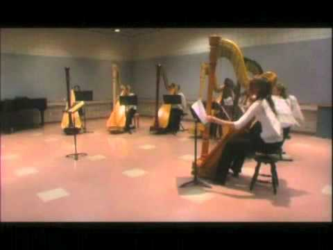 Луи Клод Дакен - Harps