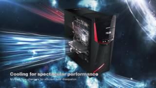 Asus G11CD-MY005T Gaming Desktop
