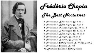 Download Lagu Frédéric Chopin - The Best Nocturnes in 432 Hz tuning (great for reading or studying!) Gratis STAFABAND