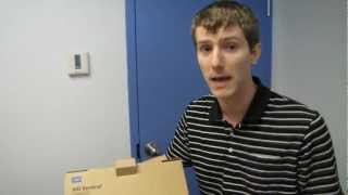 Western Digital WD Sentinel DX4000 Small Business Storage Server Unboxing Linus Tech Tips